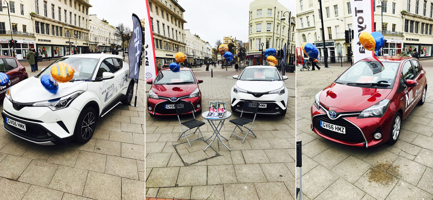 SLM Toyota Supports Bexhill Festival of the Sea 2016