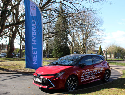 Customer Drives Away Fourth Toyota Landcruiser From Hastings